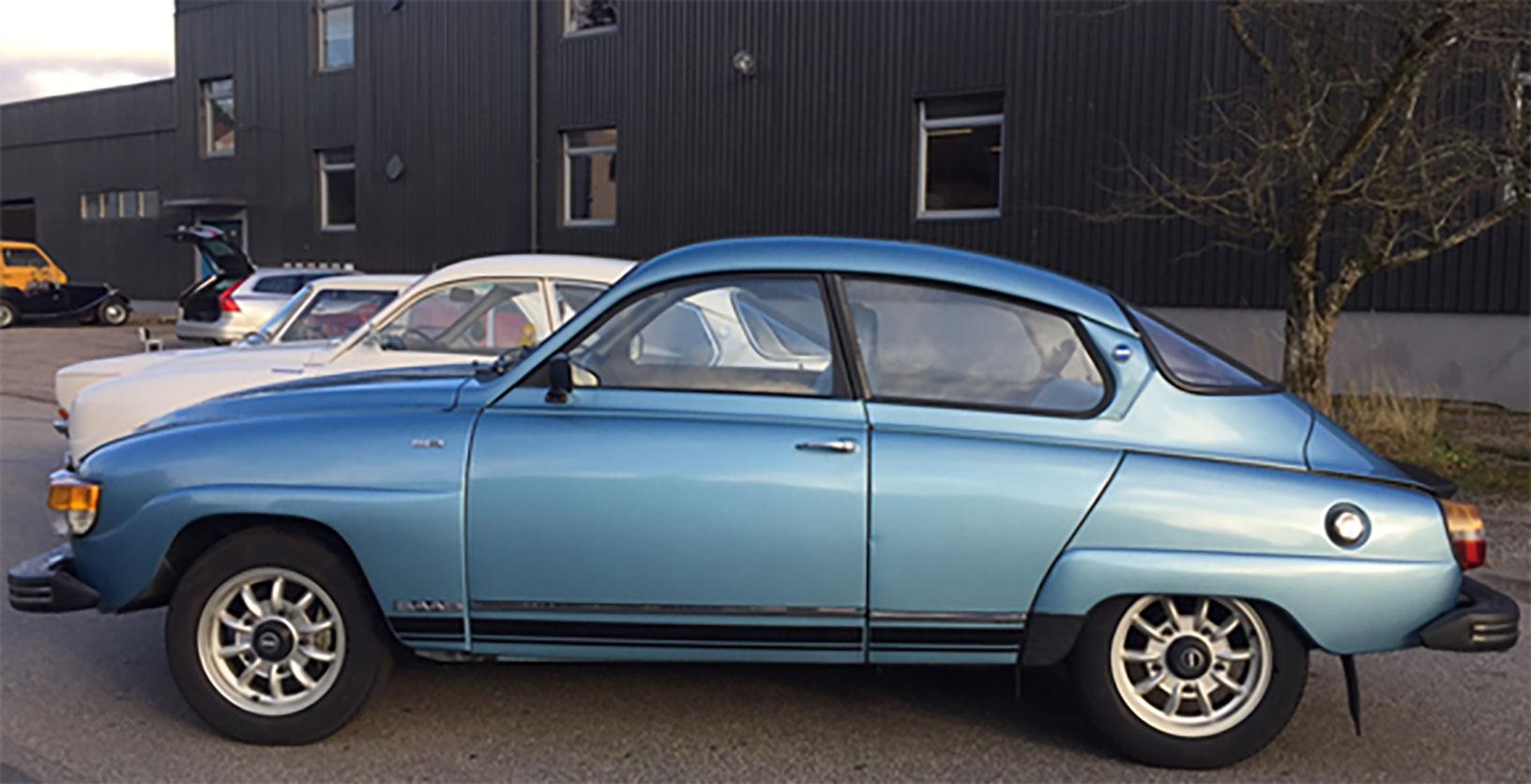 Car Auctions Ny >> Unik Saab på Bilweb Auctions den 19:e november! på Bilweb Auctions